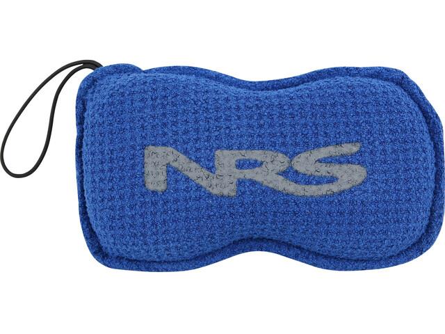 NRS Deluxe Boat Sponge - bleu
